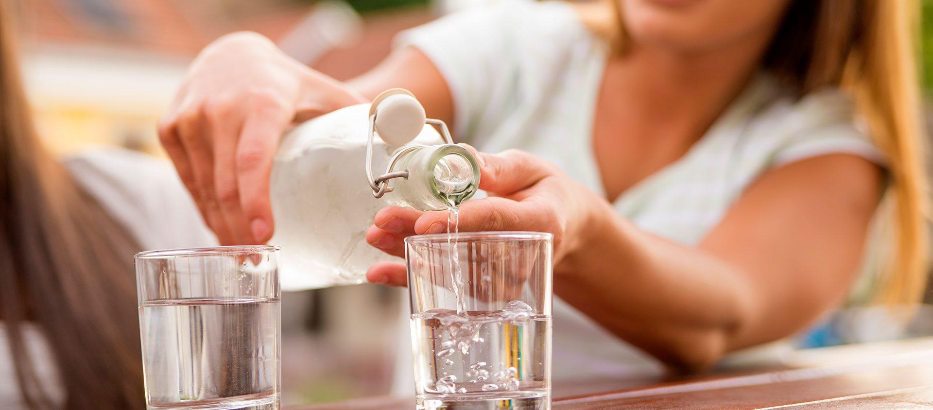 A importância de uma boa hidratação