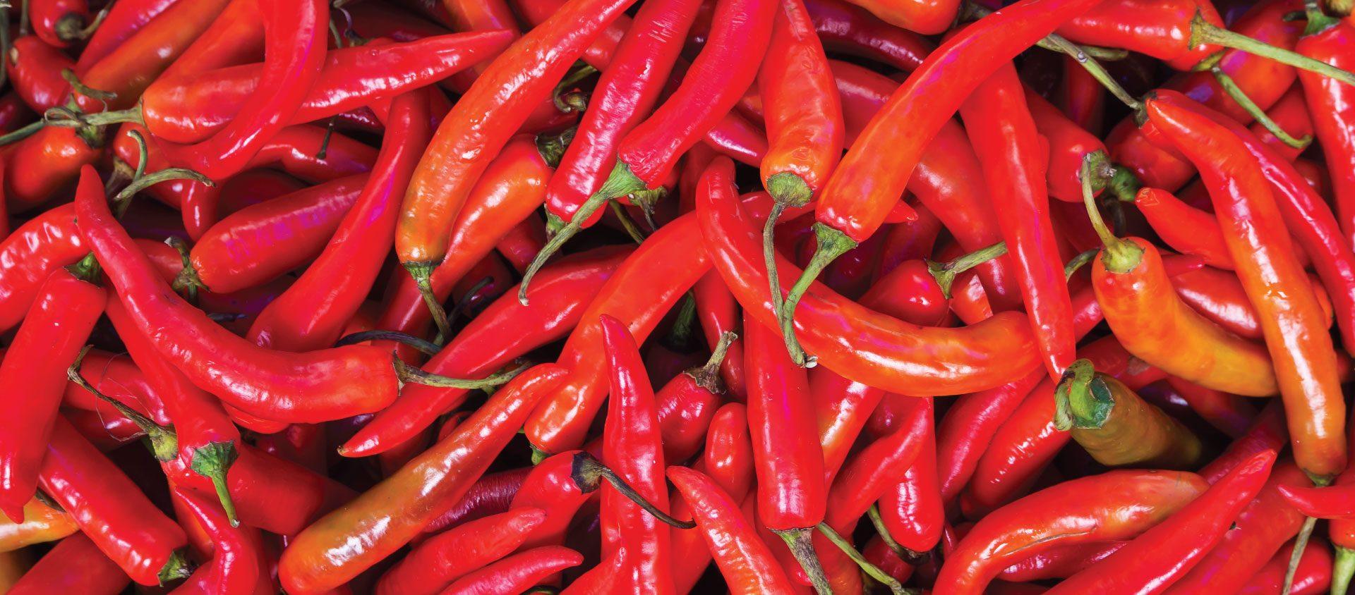 Para além do sabor: conheça os benefícios da pimenta